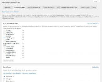 Store Exporter Deluxe jetzt auch auf Deutsch
